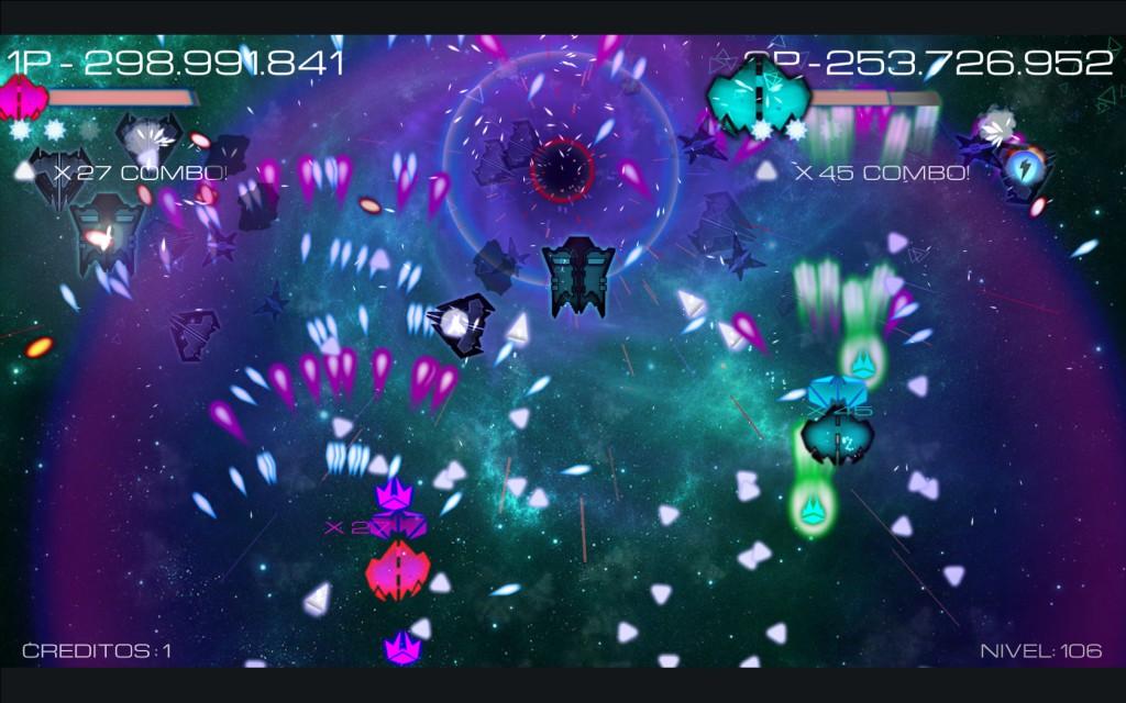 vortex attack 2p