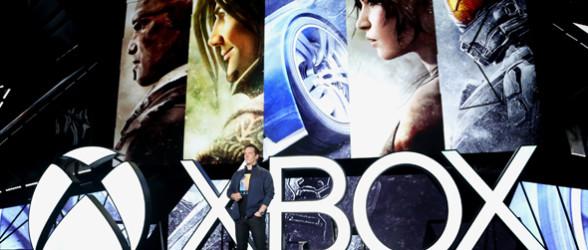 Microsoft Xbox 2015 E3 tech showcase
