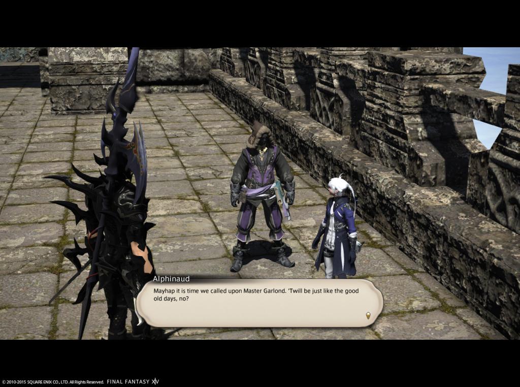 Final Fantasy XIV Online Heavensward 3