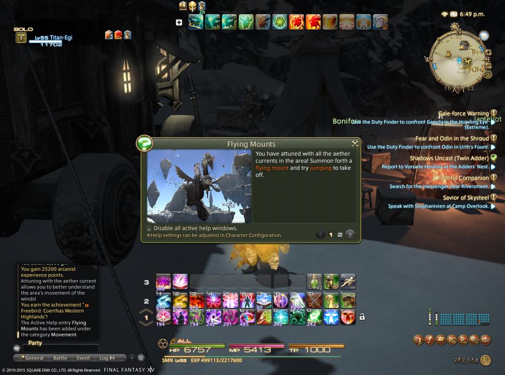 Final Fantasy XIV Online Heavensward 4
