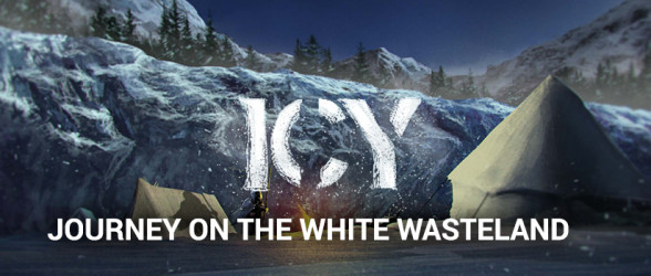 ICY has been released today and receives a launch trailer