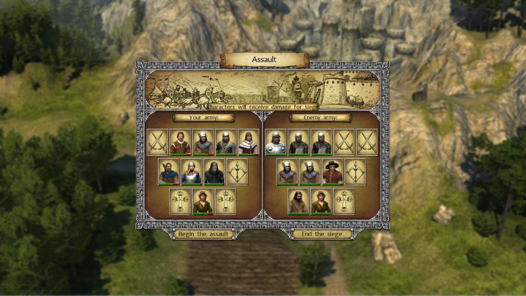 Legends of Eisenwald 3