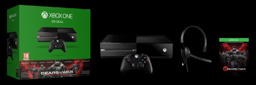 XboxOne_500GBConsole_GOWUltimateEdition_WE_Groupshot_RGB