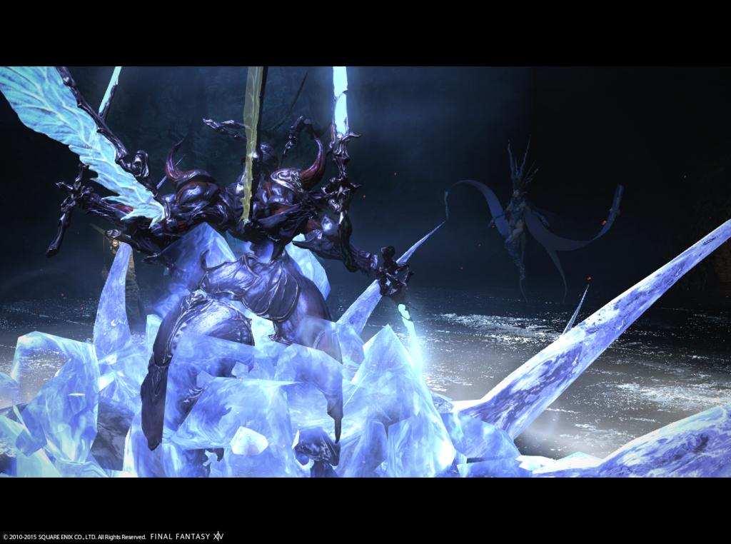 final Fantasy XIV Online Heavensward Primal Ravana and Shiva