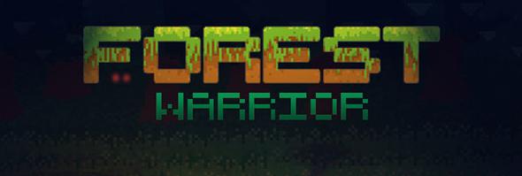 forest warrior banner