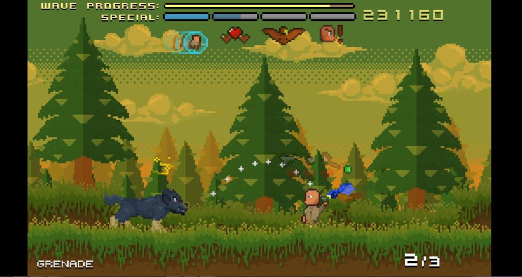forest warrior scr02