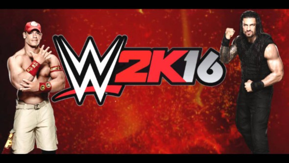 WWE 2K16 Cover Superstar Announced