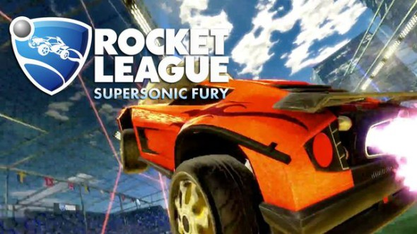 New DLC for Rocket League already arriving this August