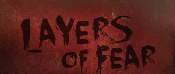 Layers of Fear an artistic horror game in Early Access