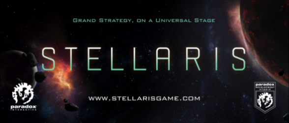 Voyage into the future with Stellaris