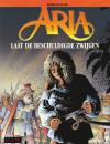 Aria #37 Laat de Beschuldigde Zwijgen – Comic Book Review