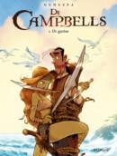 De Campbells #3 De Gijzelaar – Comic Book Review