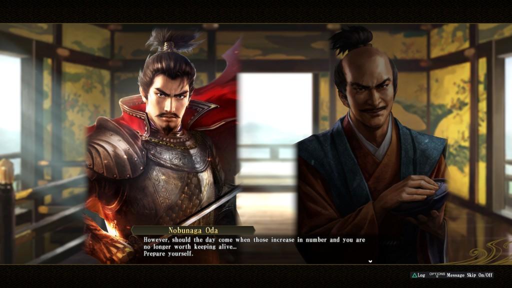 Nobunaga's Ambition Sphere of Influence