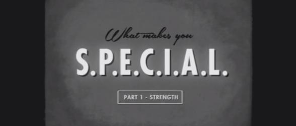Fallout 4 S.P.E.C.I.A.L. – Strength Trailer