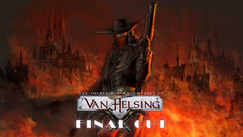 Van Helsing Final Cut artwork