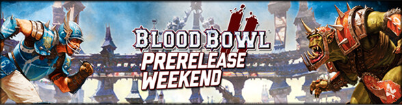 Blood Bowl 2 pre-release event at Belgian Outpost Gamecenters