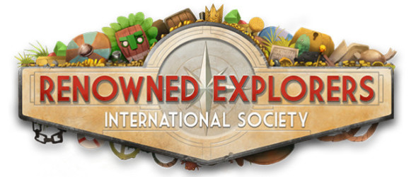 The adventure begins in Renowned Explorers: International Society!