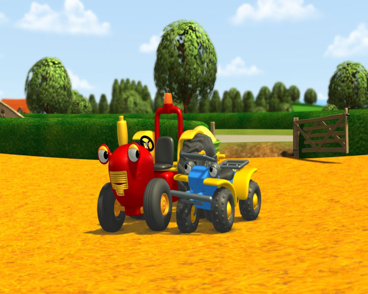 tractor tom scr