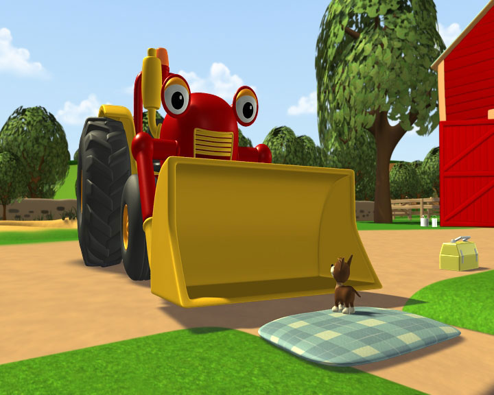 tractor tom scr02