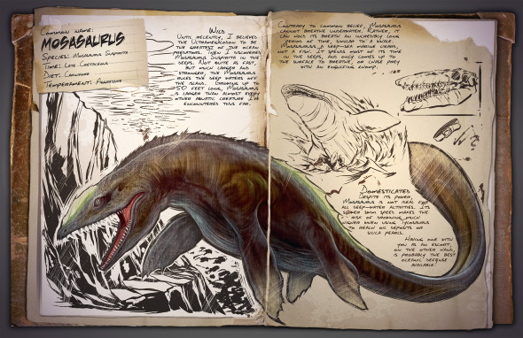 Baby dinosaurs coming to ARK: Survival Evolved