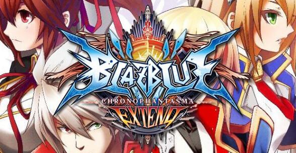 Blazblue Chrono Phantasma Extend trailer