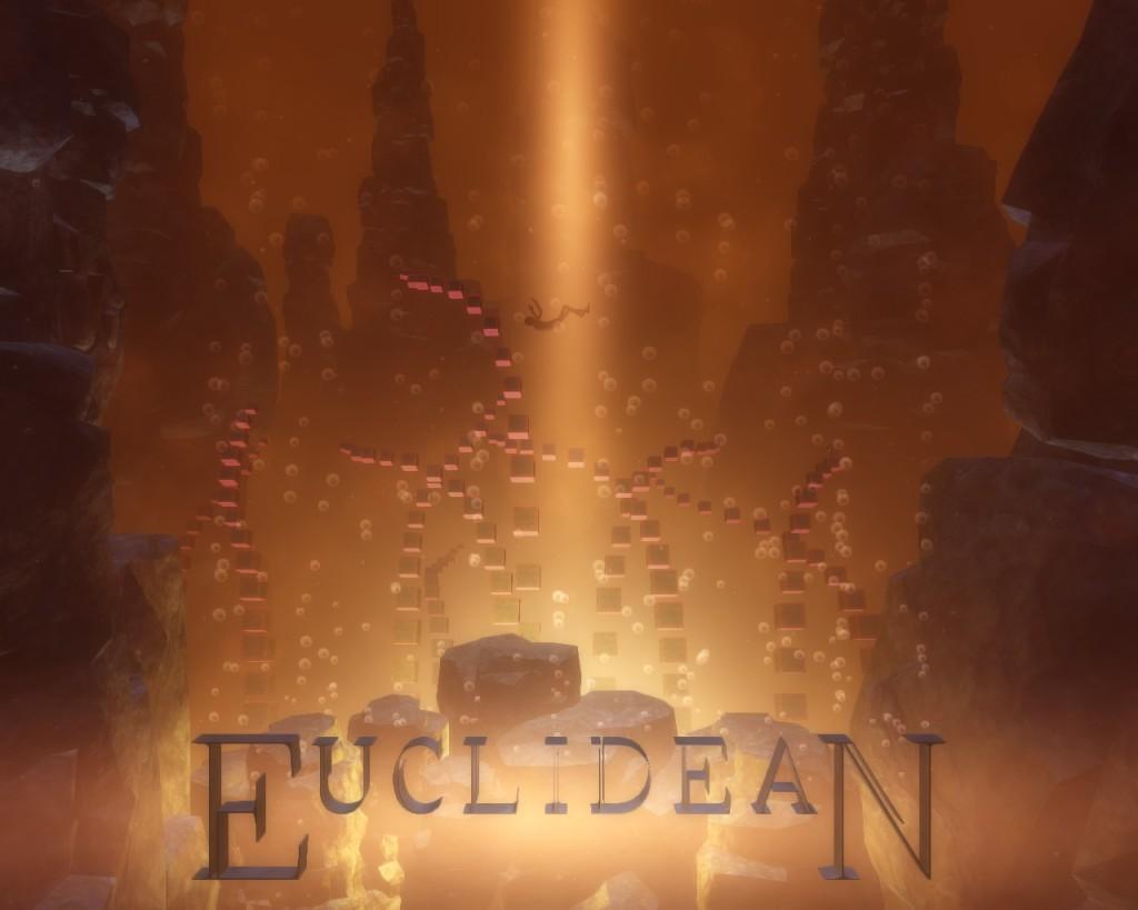 Euclidean title screen