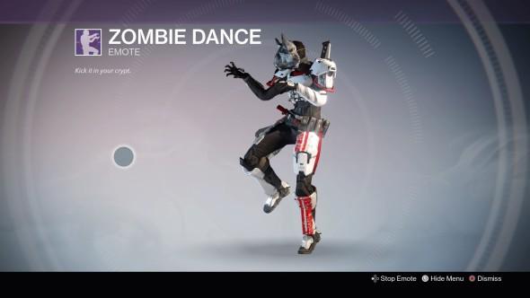 Destiny adds Halloween mode