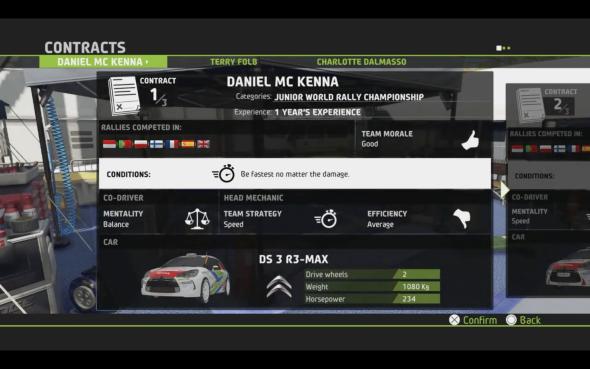 WRC 5 - story