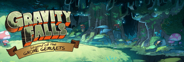 Gravity Falls: Legend of the Gnome Gemulets launched for 3DS