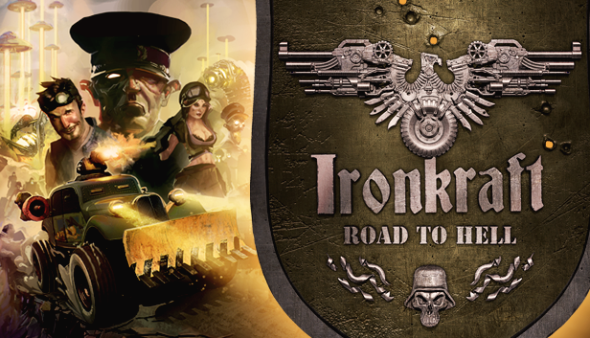 Ironkraft arrives on Steam as Early Access Game!
