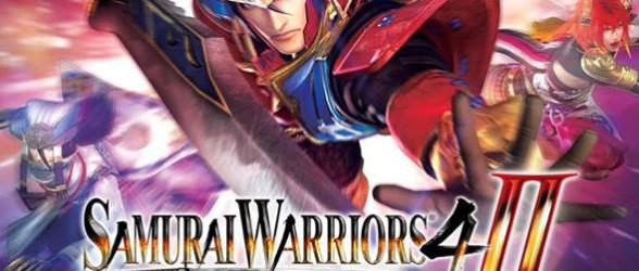 Samurai Warriors 4-II available on PS4