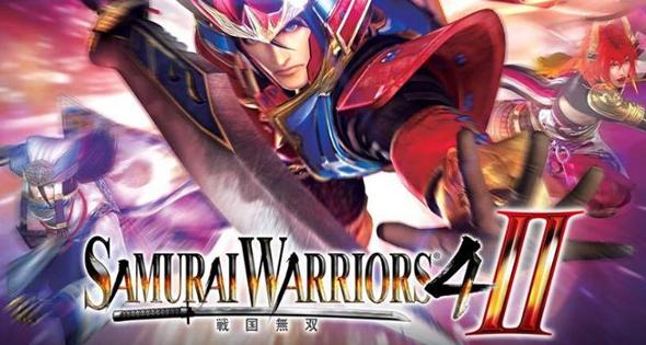 samurai warrior 4-ii