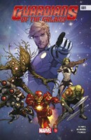 Guardians of the Galaxy #001 – Comic Book Review