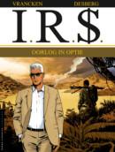 I.R.$. #16 Oorlog in Optie – Comic Book Review