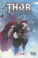 Thor God of Thunder #001 – Comic Book Review