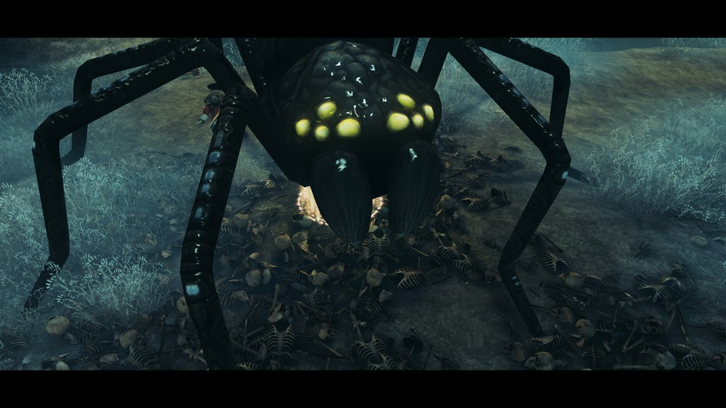 van helsing final cut spider boss