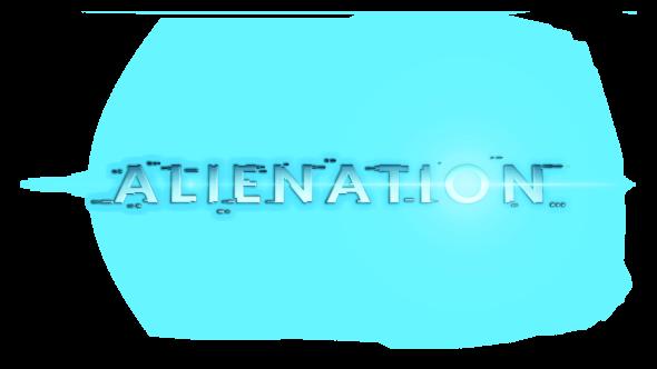 ALIENATION - PS4 - Logo