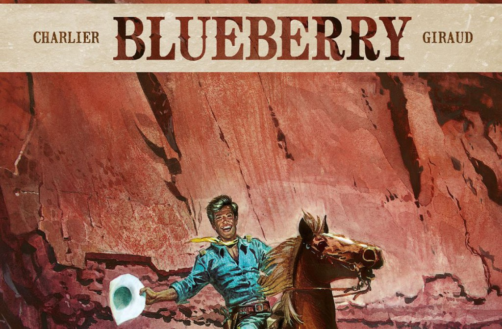 Blueberry integrale uitgave #1 Banner