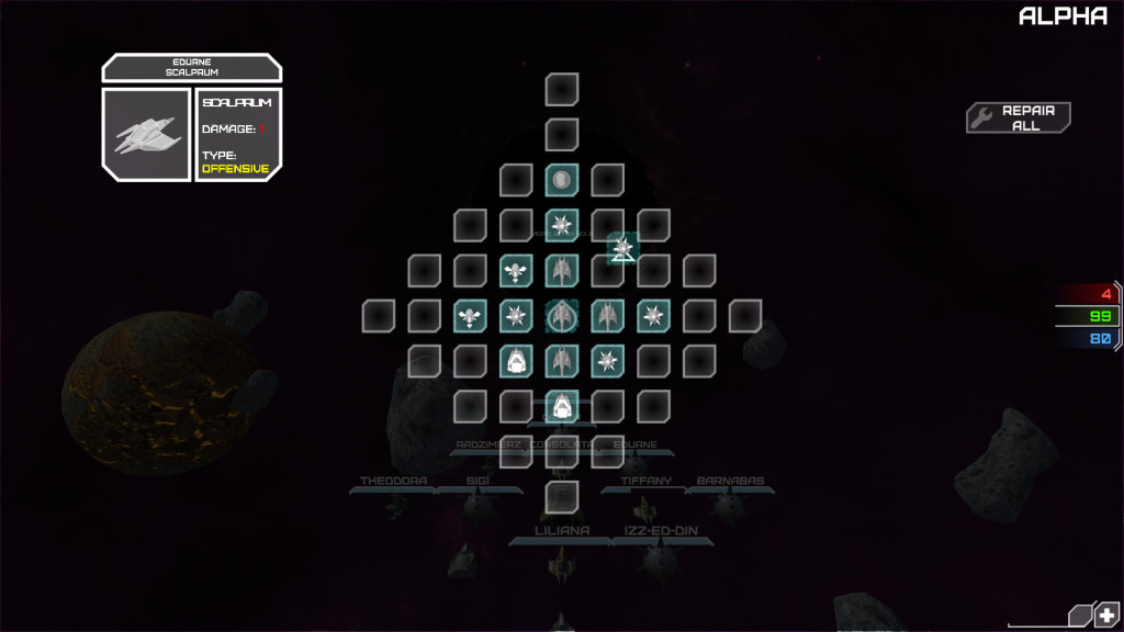 Close Order gameplay 1