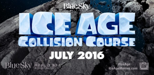 Ice Age: Collision Course comes with Scrat-tastic new trailer