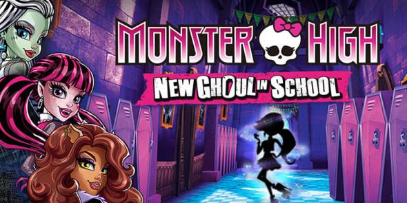 MonsterHighNewGhoulInSchool