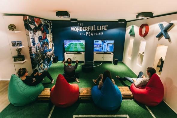 Gaming Apartment