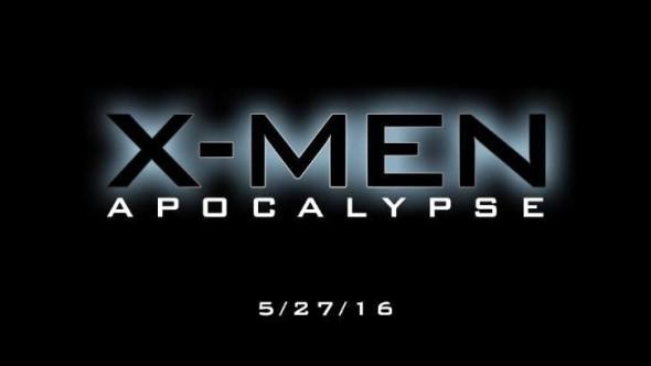 Brand new trailer for X-Men: Apocalypse
