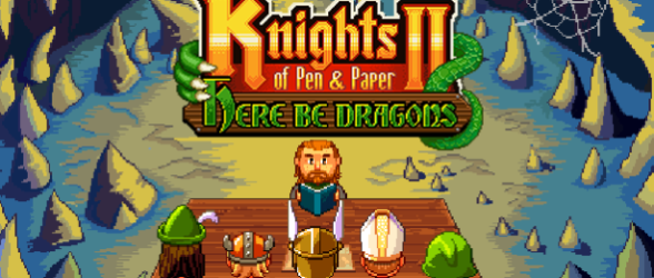 Expansion for Knights of Pen & Paper 2 released