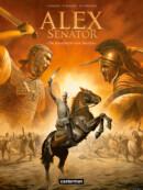 Alex Senator #4 De Demonen van Sparta – Comic Book Review