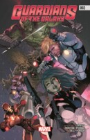 Guardians of the Galaxy #002 – Comic Book Review