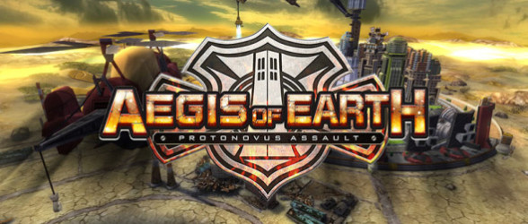 New info and visuals for Aegis of Earth: Protonovus Assault
