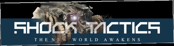 Sci-Fi Game Shock Tactics announced