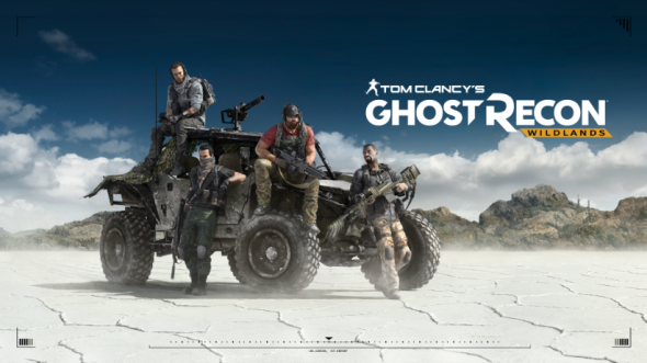 Ghost Recon: Wildlands launches today!