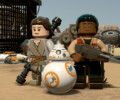LEGO Star Wars – The Skywalker Saga game shows its key art